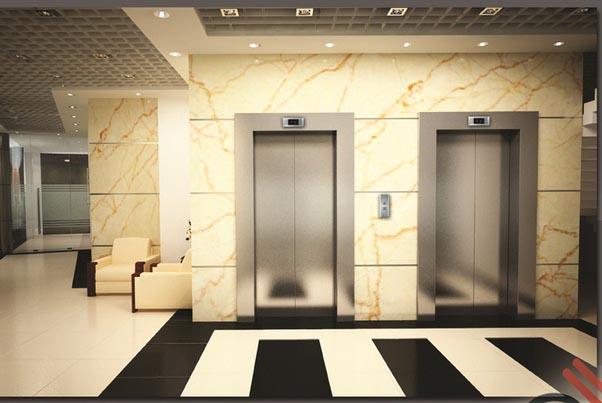 Giải pháp kiểm soát thang máy tại tòa nhà