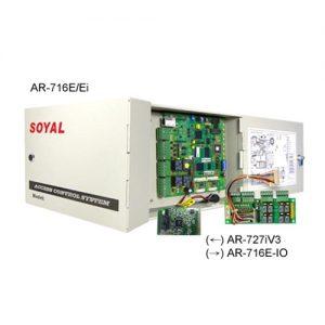 Bộ điều khiển trung tâm AR-716ESoyal